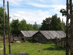 Ärteråsen,North of Furudal, Dalarna, Sweden by i.prinke, via Flickr