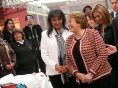 Cauquenesnet.com #DiaNoticias: Presidenta Bachelet presenta ubicación de 15 estab...
