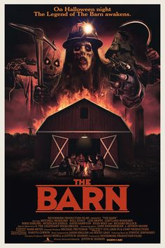 The Barn 2016 Movie
