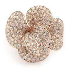 Cool 300+ Flower Rose Diamond Engagement Ring Inspirations