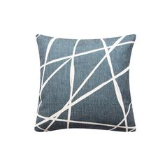 Pillow Cover Cushion Cover Charcoal Pillow 18x