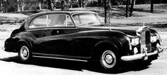 1964 Two-door Saloon by James Young (chassis LCDL1, design SCT200, body 4168) for King Hassan II of Morocco