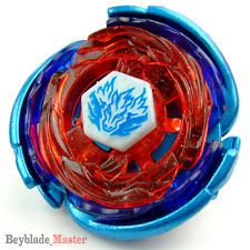 Beyblade Metal Fusion Fight 4D System WBBA BB105 BIG BANG PEGASIS F:D Masters