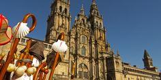 Madrid – Santiago de Compostela desde 38 € (i/v) | Vuelos a 1 euro