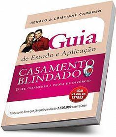 Livro Guia de Estudo e Aplicação Casamento Blindado