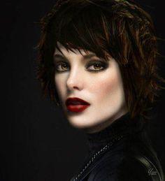 Ashley Greene is Alice Cullen Alice Twilight, Die Twilight Saga, Twilight Series, Alice Cullen, The Cullen, Nikki Reed, Kristen Stewart, Alice And Jasper, Twilight Outfits