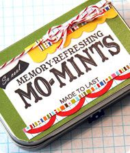 encapsulate those everyday moments in life in this mint time self-paced album class Mo-Mints taught by @Tamimorrison