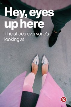 """The Pinterest Shop is the place to discover unique items every day. Shop our exclusive Shoe collection, with over 50 items handpicked by our very own editors. When you see something you love, tap """"Buy it"""" and it's yours in 60 seconds or less, without ever leaving the app. Happy shopping!"""
