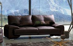 Sofa Insignia LUX 3 osobowa nierozkładana wypoczynkowa - Meble Tapicerowane - sklep meblowy Meble BIK