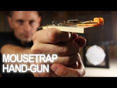 mouse trap hand gun :)