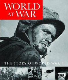 EXP 940.53 CAW World War II. One of the most defining periods of the 20th century, and the costliest war in terms of human life. World at War's comprehensive account portrays the epic scale of combat while capturing personal courage and sacrifice. World War Ii, The Selection, Reading, Life, Scale, World War Two, World, Textbook, Books To Read