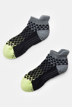 Pointe Studio Francis Barre Sock in Charcoal