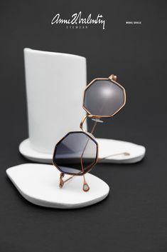ANNE & VALENTIN Eyewear - Model  SEVILLE -LUNETTE ANNE ET VALENTIN