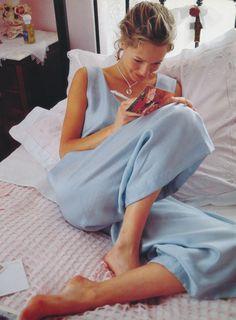 ☆ Karen Mulder  | For Glamour Magazine France | July 1990 ☆