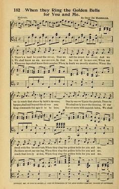 Christian choruses