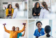 Pills, Clinic, Day, Women, Woman