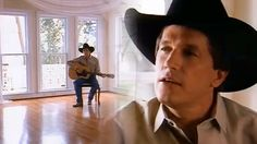 George Strait - If I Know Me (VIDEO) | Country Rebel Clothing Co.