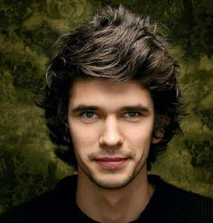 Q is for Ben Wishaw who plays Q in the new James Bond movie. | The Hottest Guys From A-Z