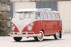 Volkswagen Microbus DeLuxe 23 Window, simplemente…una maravilla