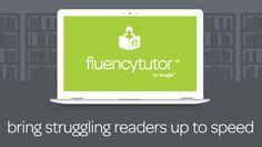 Fluency Tutor for Google: The folks over at Texthelp have created some amazing accessibility tools to support all students, including digital tools to support literacy, struggling readers and ELL. Oh, and since Texthelp is a Google for Education partner, their tools work seamlessly with your Google login, and integrate with Google Drive and Google Classroom.