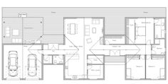 house design house-plan-ch386 15