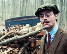 "Jack Huston's inspiration for his 'Boardwalk Empire' character Richard Harrow's mannerisms: ""My father was a falconer, and I grew up around hawks. Richard was a sniper in the Army, so I base his movements like that bird. Boardwalk Empire Characters, Jimmy Darmody, Terence Winter, Empire Wallpaper, Nucky Thompson, Bobby Cannavale, Empire Season, Steve Buscemi, Picture Boxes"