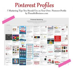 7 Pinterest Marketing Tips You Can Use