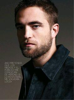 Scans De Novas E Deslumbrantes Fotos De Robert Pattinson Para A Dior No Jornal El País