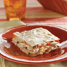 This easy to make, mouthwatering lasagna is chock full of vegetables like broccoli, bell pepper and carrots, and features a creamy broccoli cheese sauce that's easy to make and very tasty.