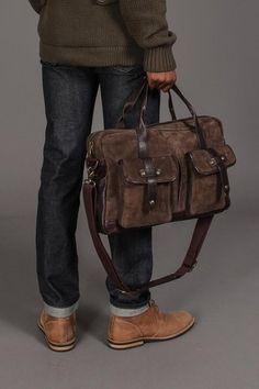 John Varvatos Work Bag