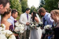 Matt & Kelsey – Rose and Blossom Wedding and Floral Events Designers
