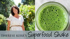 Raw Blend | Therese Kerr's Superfood Shake