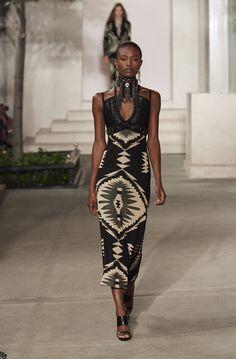 Colección primavera-verano 2017 de Ralph Lauren Alta Costura. La mayor  parte de su 593332665be1