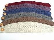 crochet headbands patterns - Buscar con Google