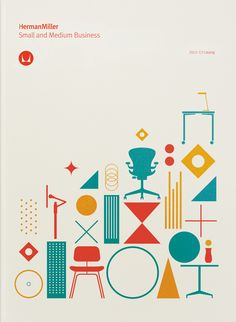 Herman Miller Small & Medium Business — Script & Seal