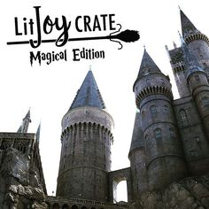 """🤓👏🏼Witches and wizards! """"We are pleased to inform you that you have been accepted at Hogwarts School of Witchcraft and Wizardry."""" #LitJoyMagicalEdition . ⚡️ Announcing the LitJoy Crate Magical Edition: Year 1 at Hogwarts! We know you are just as excited as us about this magical crate, so we have answered a bunch of your questions below. Please read through them as carefully as you would read the recipe for Polyjuice Potion or Snape might smack you on the back of the head with a textbook. ... Quidditch Pitch, Litjoy Crate, Harry Potter Magic, The Sorcerer's Stone, Textbook, Witchcraft, Hogwarts, Crates, Mystery"""