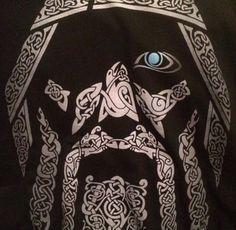 Odin & Ravens - found on Instagram: Halvar Alfjord