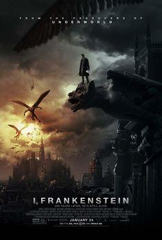 Yo, Frankenstein (2014)   Cartelera de Noticias