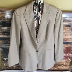 """gorgeous long J. CREW Beautiful • 28"""" length • 18"""" chest • 24"""" arm •  pic 4 small snag NO Trades J. Crew Jackets & Coats Blazers"""