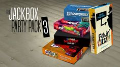 The Jackbox Party Pack 3 Launching October 18 on PS4 #Playstation4 #PS4 #Sony #videogames #playstation #gamer #games #gaming