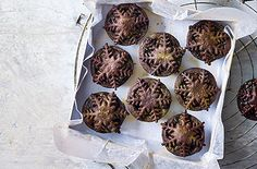 For a fun edible Christmas gift, try these Black Forest mini mince pies. Head over to Tesco Real Food for more edible Christmas gifts at Tesco Real Food. Christmas Food Hampers, Edible Christmas Gifts, Edible Gifts, Christmas Baking, Christmas Recipes, Christmas Ideas, Christmas Stuff, Pie Recipes, Baking Recipes