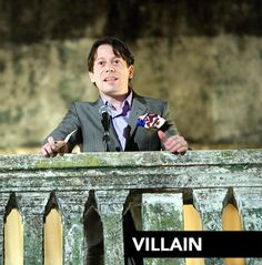 dbfab80450c50 Dominic Greene was played by Mathieu Amalric in the 2008 film