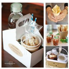 Welcome Bag for your guests at destination weddings.