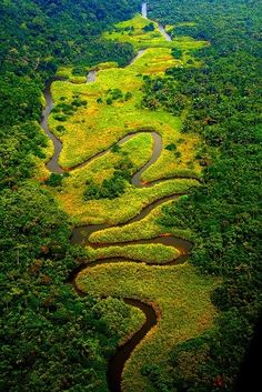 Most Beautiful Rivers Around the World, Congo River
