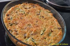 gratin de couac recette de Guyane Quiche, Mashed Potatoes, Macaroni And Cheese, Cooking, Breakfast, Ethnic Recipes, Foods, Eat, Creole Recipes