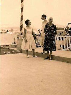 1950  Ellinikon airport greece Olympic airways