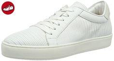 J7608pr6n, Baskets Basses Femme, Blanc (Weiß/Hellblau 212), 37 EUBugatti