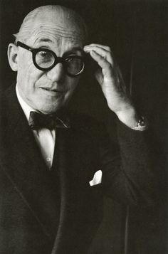 Le Corbusier | by Old Chum