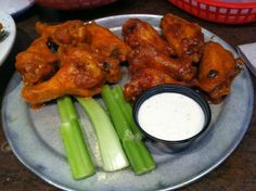 Wings at Pluckers in Austin, Texas #Food #Drink #Texas #AdventuresInANewishCity