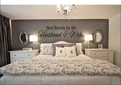 I like this & it goes with black & white bedroom theme, i want my master bedroom like this